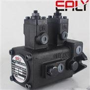 冷却器 台湾EALY弋力双联叶片泵