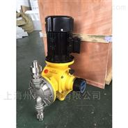 州泉 GM25/1.0型隔膜計量泵