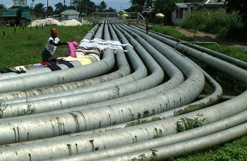 中石油管道局中标喀麦隆首条成品油管道项目_