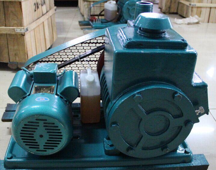 水泵 真空泵 旋片真空泵 2x-15 双极旋片式真空泵    2x型为双级结构